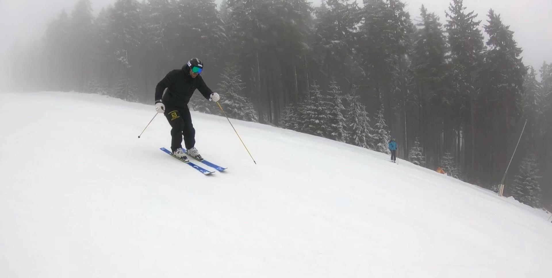 ski team testy
