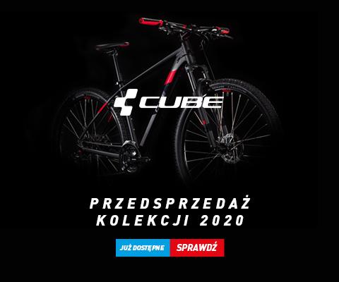 Wakacje z rowerem CUBE