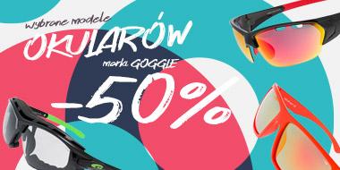 Wybrane modele okularów -50%