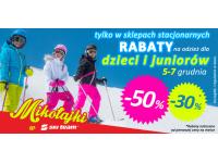 Mikołajki w Ski Team