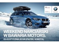 Weekend narciarski w Bawaria Motors z Ski Team
